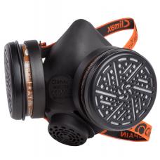 Μάσκα προστασίας ψεκασμού - μισού προσώπου - CLIMAX 755-A1 -2Φ