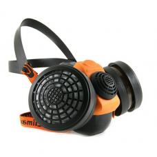 Μάσκα προστασίας ψεκασμού - μισού προσώπου - CLIMAX 756 -2Φ