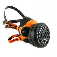 Μάσκα προστασίας ψεκασμού - μισού προσώπου - CLIMAX 761 -1Φ