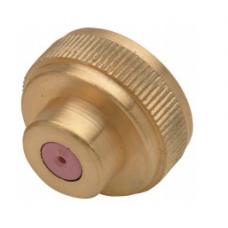 Ορειχάλκινη κεφαλή για στριφτούς και πατητούς εκτοξευτήρες υψηλής πίεσης με κεραμικό 1,5μμ