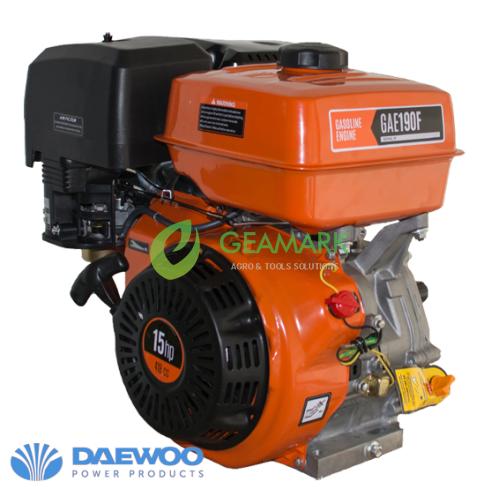 Κινητήρας DAEWOO - GAE168FB - 6.5 HP- με χειρόμιζα