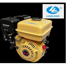Βενζινοκινητήρας LIAN LONG 168F-1 6.5 HP - χειρόμιζα