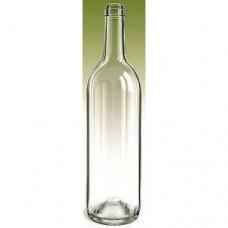 Φιάλη 750ml διάφανη για κρασί