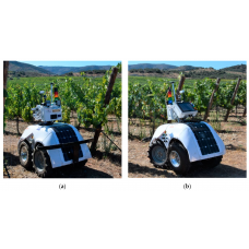ROBOT SPRAYER EV1