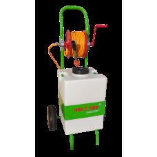 Ψεκαστικό μπαταρίας τροχήλατο επαναφορτιζόμενο 50Lt